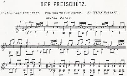 Der Freischutz (Weber) on youtube.