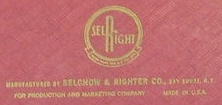 1970 SelRight trademark stamp.