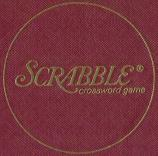 1971 stamped Scrabble logo (click to enlarge.)