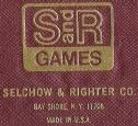 1976 S and R Games logo (click to enlarge.)