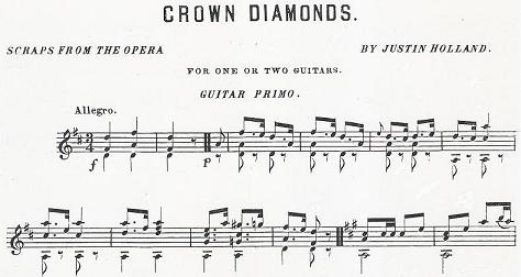 The Crown Diamonds (Auber) on youtube.