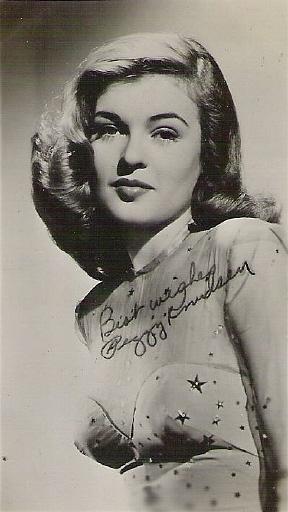 Peggy Knudsen - Hollywood Star Walk - Los Angeles Times