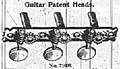 Patent head, No. 71098.
